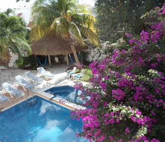 Villas Topaz Cozumel review
