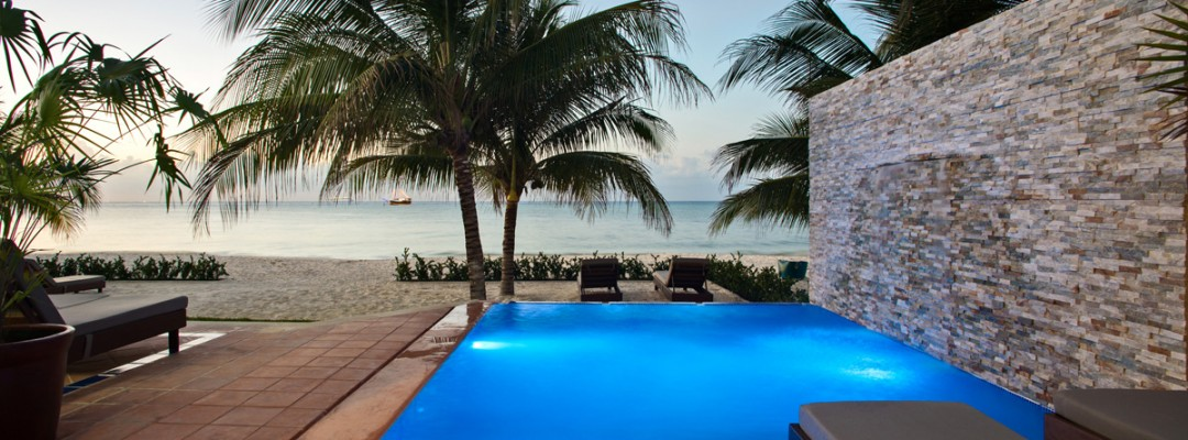 Luxury Cozumel vacation villa for rent