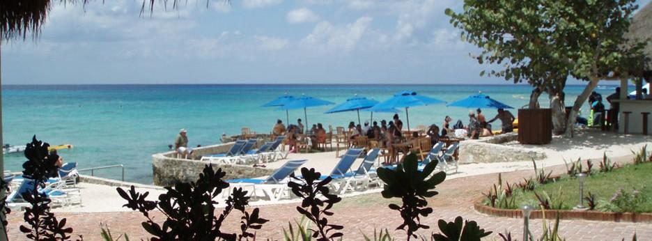 Cozumel vacation beach club