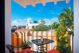 Long term Cozumel vacation rental studio