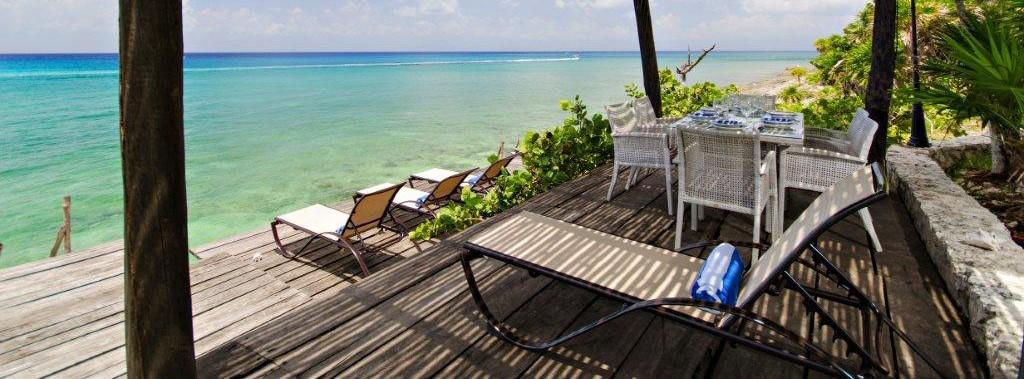 Cozumel vacation villa for rent