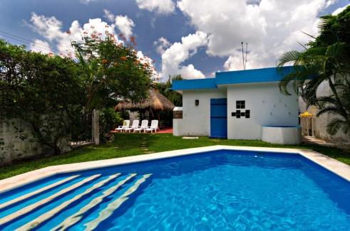 Review of Cozumel rental Casa Quetzal
