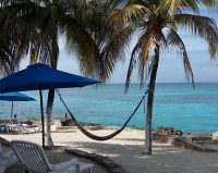 oceanfront Cozumel condo