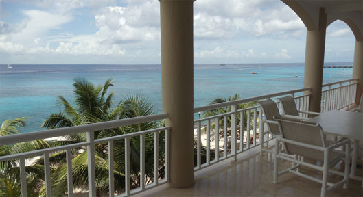 Cozumel oceanfront vacation rental condo