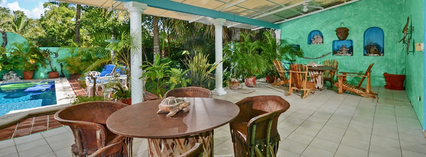 Cozumel vacation home for rent
