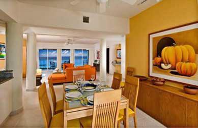 Cozumel vacation rental condo Las Brisas 301