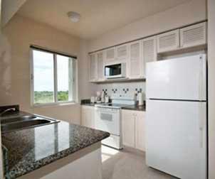 Kitchen in Las Brisas 301 - Cozumel vacation rental condo