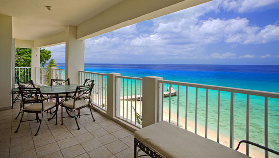 oceanfront Cozumel vacation rental condo