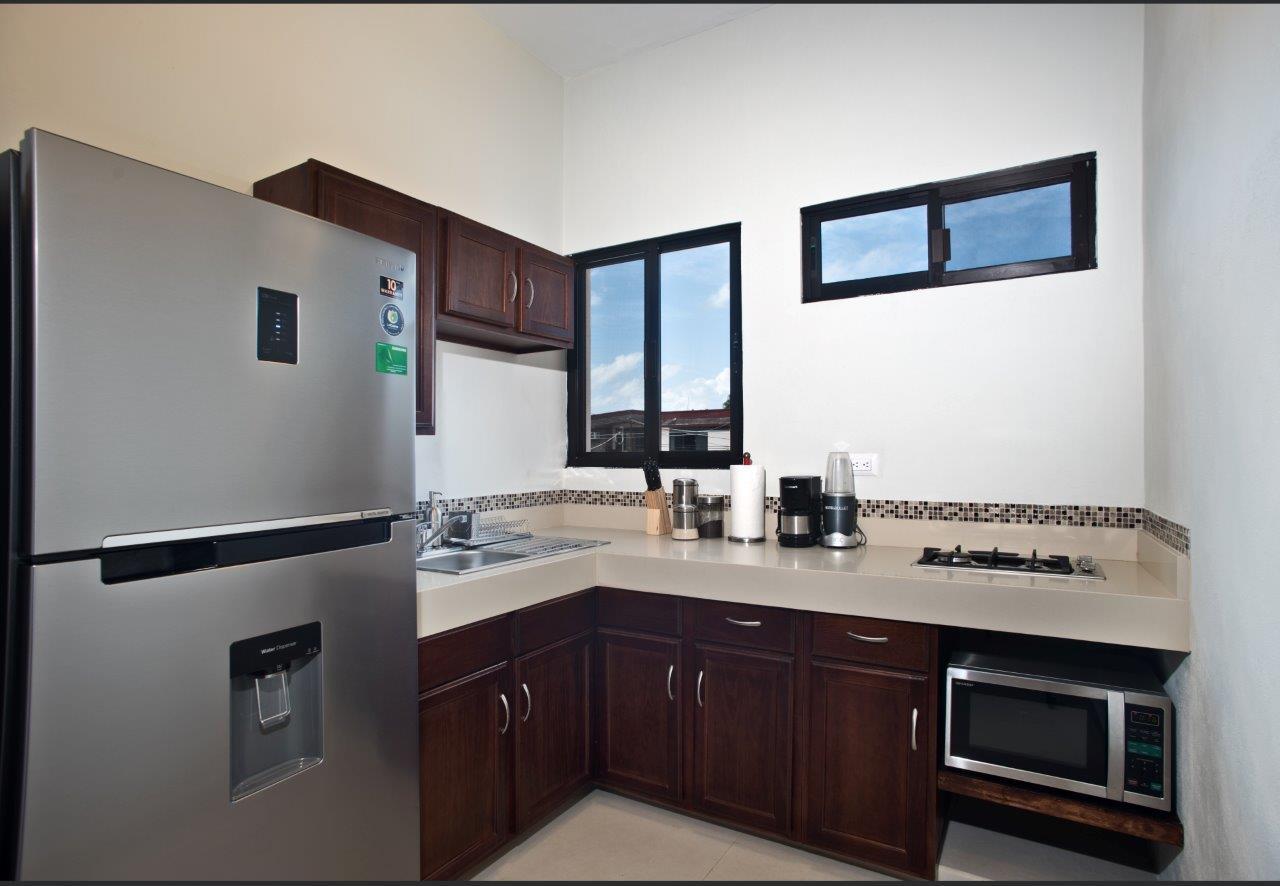 Studio Paz kitchen
