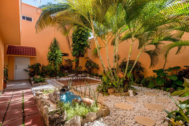 Long term Cozumel vacation rental
