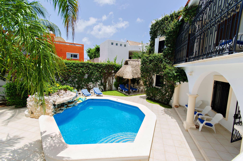 2 bedroom Cozumel vacation rental