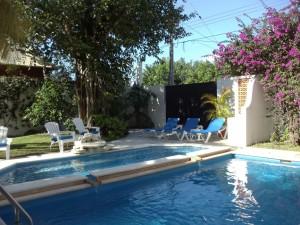 Cozumel vacation rental 2 bedroom, Casa Topaz