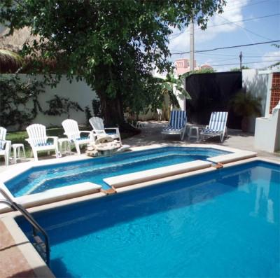 Cozumel private vacation rental villa