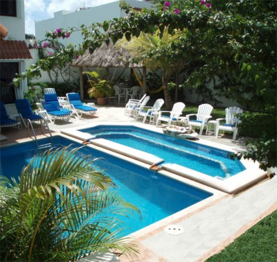 Cozumel vacation rental review Casa Topaz