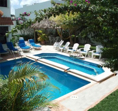 Cozumel vacation rental review Casa Topaz