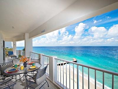 Cozumel beachfront vacation rental