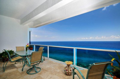 Cozumel oceanfront condo review