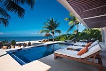 Cozumel vacation rental villa - beachfront