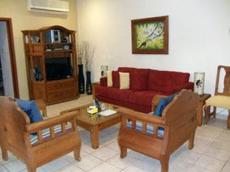 Upstairs living area - Villa Caballitos
