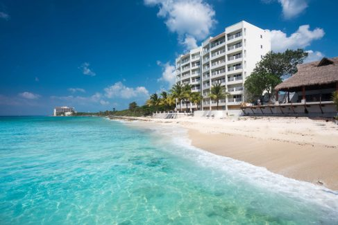 Cozumel vacation rental condo sandy beach area