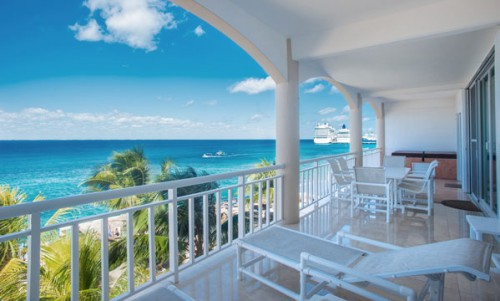 Cozumel vacation rental condo - oceanfront