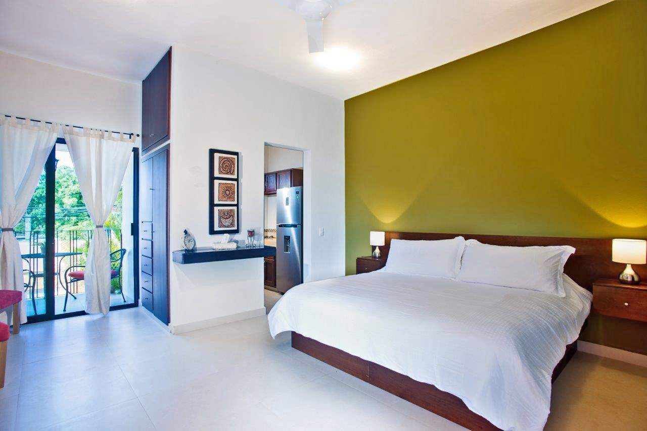 Cozumel long term rental with weekly rates too