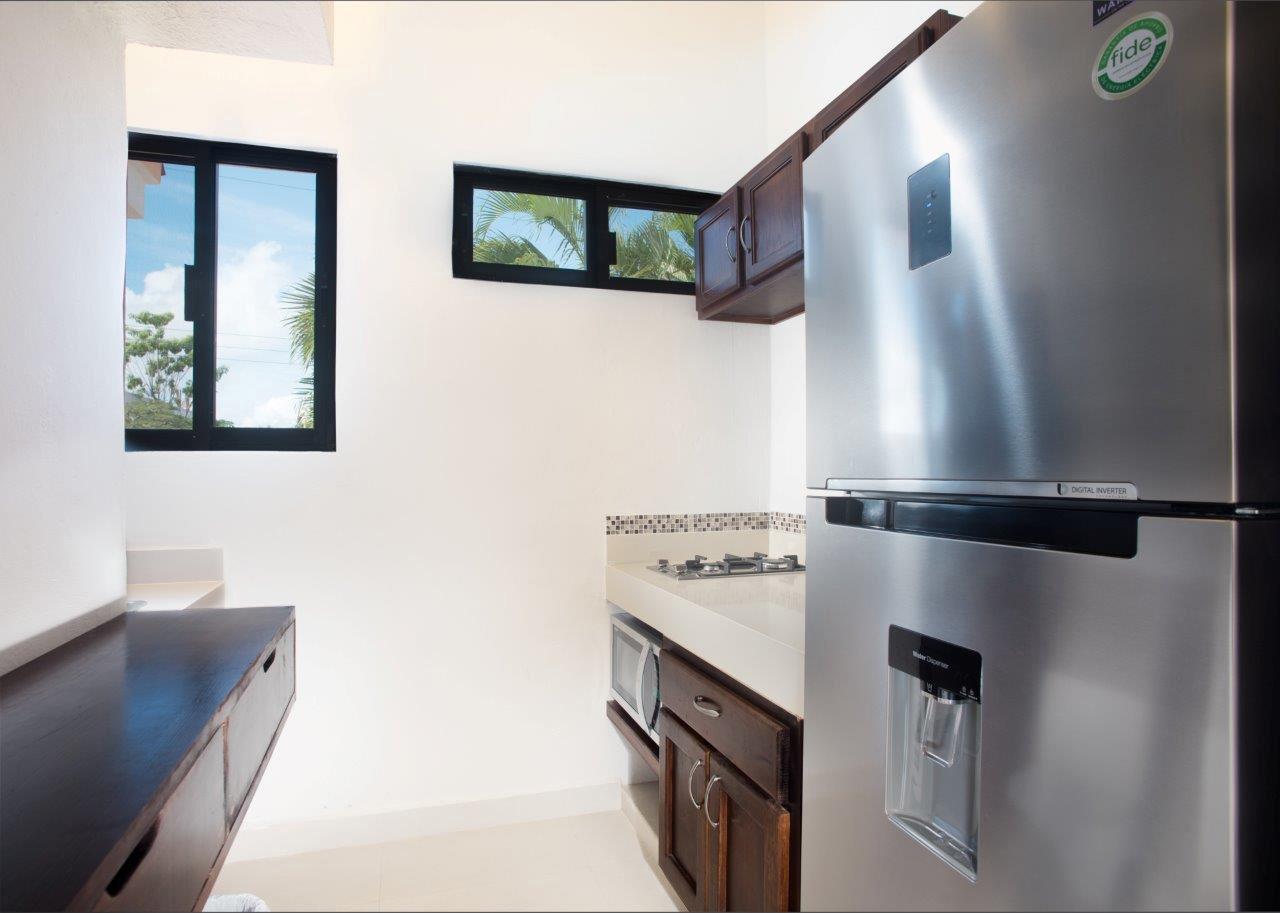 Modern kitchen at Studio Amor