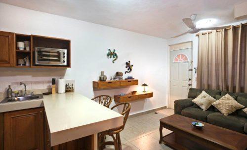 Casa Orchid kitchen