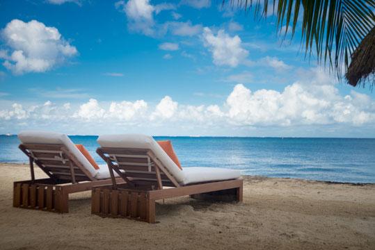 Villa del Sol Cozumel luxury beachfront villa