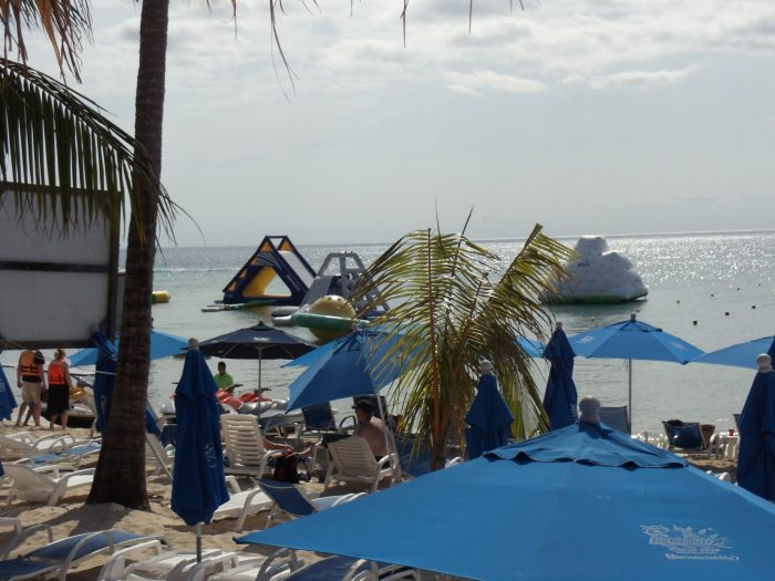 Cozumel beach club San Francisco