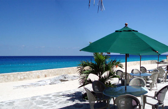 Buccanos Beach Club and Restaurant Cozumel
