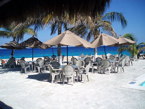 Cozumel Buccanos Beach Club Restaurant and Bar