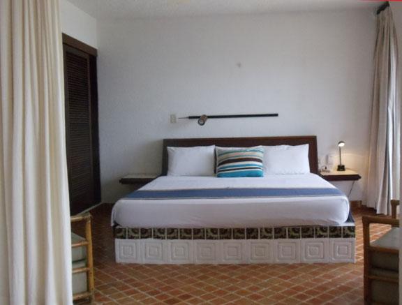 bedroom at one of Condumels condos